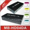 4-Port HDMI Splitter,HDMI Amplifier   MB-HD04DA for sale