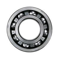 Quality Low Friction Deep Groove Ball Bearings Single Row Axial Direction 6406 GCR15 for sale