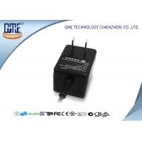 Quality GME Wall Mount Power Adapter , UL / CUL / FCC / PSE Wall Adapter Power Supply for sale