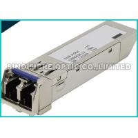 Quality 8.5dB Power Budget Mini GBIC SFP Transceiver SX Multi-Mode 550m 622M Data Rate for sale