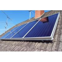 Quality most popular low price flat panel solar water heater for sale