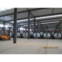 Quality Automatic Concrete Autoclave / AAC Block Plant For Wood Industrial , Φ2.5 × 31m for sale
