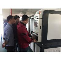 Buy cheap 500w 1000w high precision fiber Metal Laser Cutting Machine for iron , copper , from wholesalers