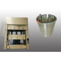 Quality Bucket Pressing Hydraulic Deep Drawing Press Convenient With Movable Worktable for sale