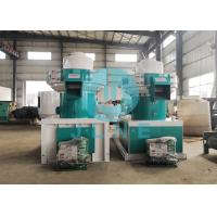 Rice Husk Bamboo Wood Pelletizer Machine Biomass Environmental Friendly for sale