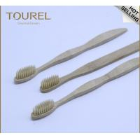 Quality Original Environmental Bamboo Toothbrush Charcoal & Vegan Bristle Choices for sale