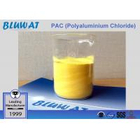 Buy cheap 35% Al2O3 Polyaluminium Chloride Water Purifying Chemical for Drinking Water Treatment from wholesalers