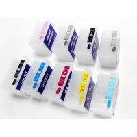 China With auto reset chip!!refillable empty T7601 T7609 refill Printer Ink Cartridge For Epson P600 for sale