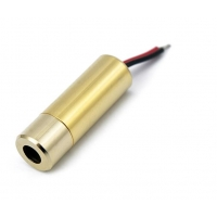 China Industry 120 Degrees 650nm 100mw Red Laser Diode Module on sale