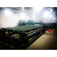 Quality Tempered Glass Uv Flatbed Printer , Multi Functional Ceramic Tile Printing Machine for sale