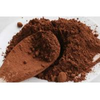 Quality Healthy Low Fat Cocoa Powder , Dark Dutch Process Cocoa Powder For Weight Loss for sale