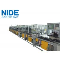 Quality High Effiecency Rotor Winding Machine Rotor Manufacturing Assembly Line for sale
