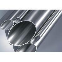 Quality Cold Rolled Stainless Steel Seamless Pipe ASTM A213 316L , 2 Inch Round Steel Tubing for sale