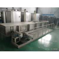 Quality Automatic Noodles Manufacturing Machine , Fried Instant Noodle Production Line for sale