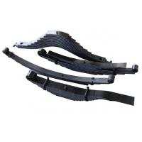 Quality Suspension Assembly Truck Leaf Springs Painting After Shot Peening 52kg for sale