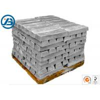 Quality Metal Magnesium Alloy Ingot AM50 Magnesium Alloy Block 1000kg Or Customized for sale