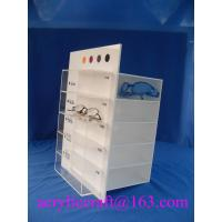Quality Transparent table top acrylic display stand / glasses display holder for sale