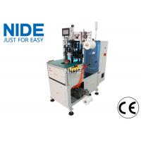 Quality Auto Servo Double Sides Stator Coil Lacing Machine , Simple To Operation for sale