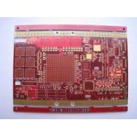 Quality 6 layer 1.2MM Main Board for Industry Control PCB Red Solder Mask , FR-4 base for sale