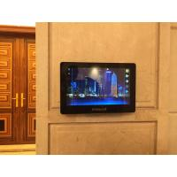 Quality 7 Inch Onwall Mount Tablet Intercom Touch Screen Video Intercom For Apartments for sale
