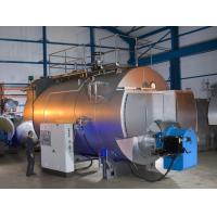 Quality 10 Ton Wood Gas Fired Steam Boiler Heating System / Electric Steam Boiler 50Hz for sale