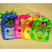 Buy cheap Wholesale Cartoon Silicone Baby Bib Bandana Set, Baby Drool Bib Manufacturer from wholesalers