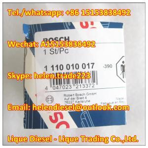 Quality original BOSCH Pressure Limiter Valve 1110010017 , 1 110 010 017 ,96377879 / 96415094, genuine and new for sale
