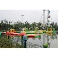 Quality Inflatable Commercial Floating Water Park for sale