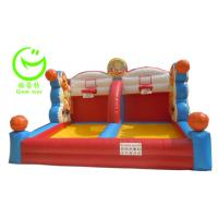 Quality high quality inflatable basketball hoop with 24months warranty GT-SPT-0603 for sale