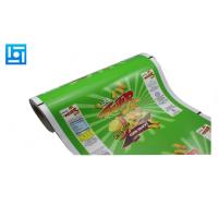 Quality Gravure Printing Flexible Laminated Packaging Film Custom For Dried Fruits for sale
