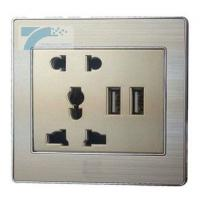 Quality USB Socket 5V/2A output, support android phone, iPhone charging for sale