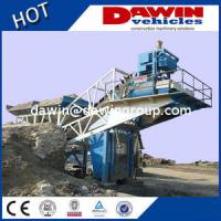 China 25m3/h to 75m3/h Mobile Concrete Mixing Plant For Sale on sale