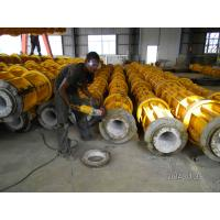 Quality Steel Mould 8m Concrete Electric Poles Pre-stressed for Transmission for sale
