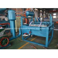 Quality Recycled Paper Pulp Tray Machine Dimension 3.3m*2.2m*2.5m BV TUV for sale