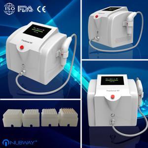 China Anti Wrinkle device Bipolar RF Beauty Machine Skin Tightening, Fractional Rf Microneedle on sale