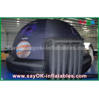 Quality Mobile Projection Inflatable Planetarium Dome for School / Public show for sale