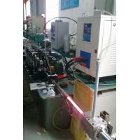Online Wire - Steel Annealing Industrial Induction Heater , Induction Heat Treatment 70KVA for sale