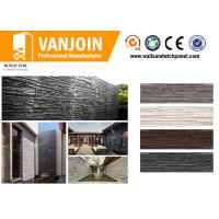 China Flexible Clay Interior and Exterior Decorative Wall Tiles / Stacked Stone Tiles on sale