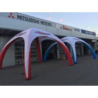 China Quick Set Up Inflatable Advertising Tent , Inflatable Advertising Products Waterproof for sale