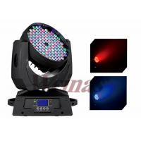 China 3w 108pcs RGBW Led Wash Moving Head Light For Stage Moving Heads Light Led Light on sale