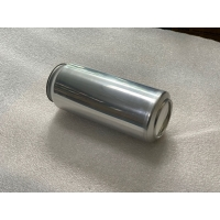 Quality No Printing 12oz Sleek Aluminum Beverage Cans With Sample Free for sale