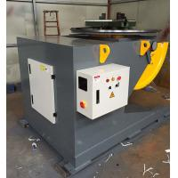 Quality T - Slots Manual Welding Positioners, 500 Diameter Welding Chuck Welding Positioner Turntable for sale