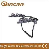 China Aluminium Alloy Trunk Mounted Bike Carrier / Bike Rack Rear Door Mounted on sale