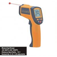900℃ Gun Type Digital Portable Laser Infrared Thermometer Hygro Thermometer IR900 for sale