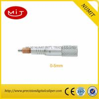 Quality Digital Outside Micrometer Head With Non Rotating Spindle used for electronic micrometer tool for sale