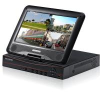 Quality 720P 4CH 3 IN 1 AHD DVR WITH 10.1 INCH LCD SCREEN for sale