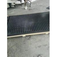 Quality black uhmw polyethylene turf protection road mat 15mm,20mm thick for sale