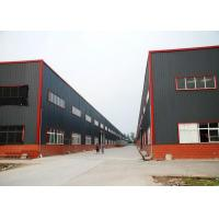 Precision Prefabricated Steel Structure for sale