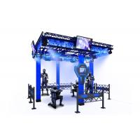 Quality VR Theme Park Fighting Game Machine for sale