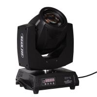 Quality 132 Watt Beam Spot Led Moving Head Lights 2R 16CH Electronic Ballast for sale